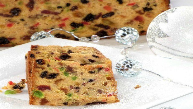 southern fruitcake recipe