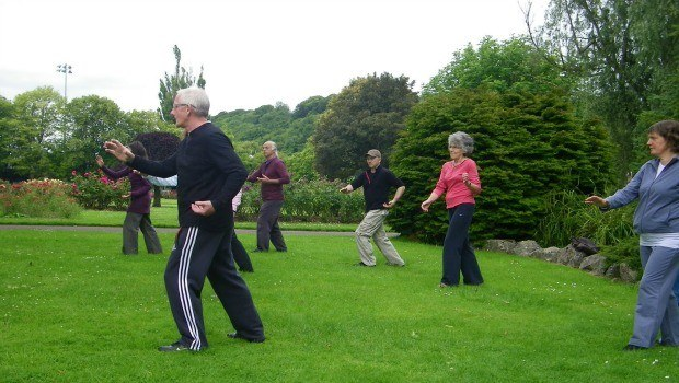 tips to do tai chi exercises for beginners free download