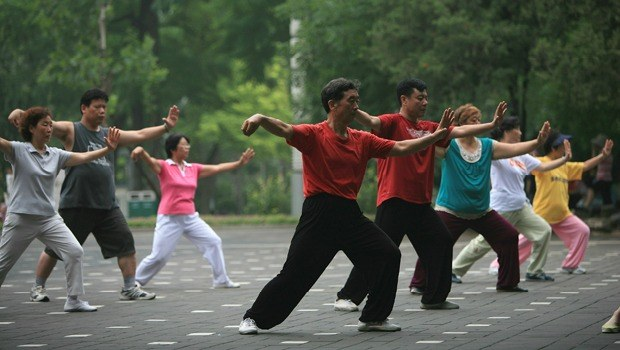 tips to do tai chi exercises for beginners download