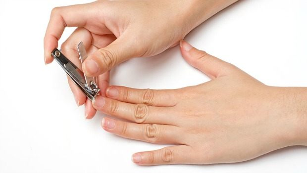 trim your nails