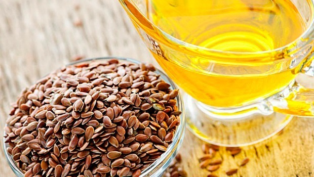 use flaxseed oil