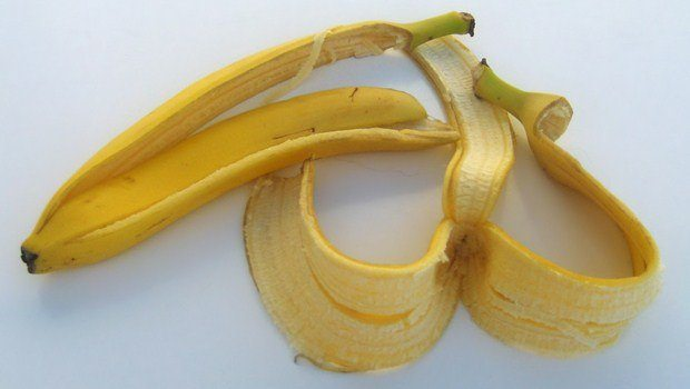 utilize a banana peel