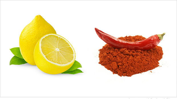 cayenne pepper & lemon download
