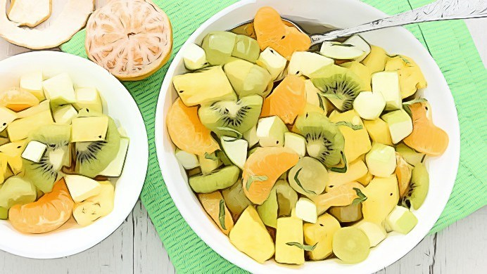 easy fruit salad recipe ideas