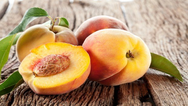 foods for erection-peaches