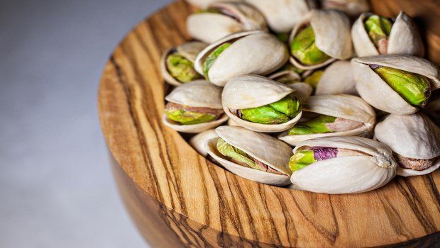 foods for erection-pistachios