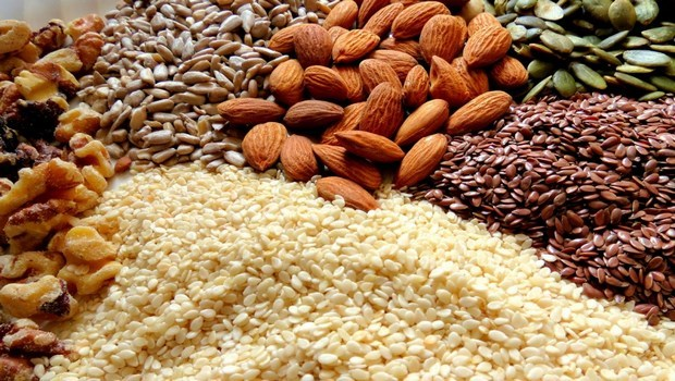 foods for erection-seeds and nuts