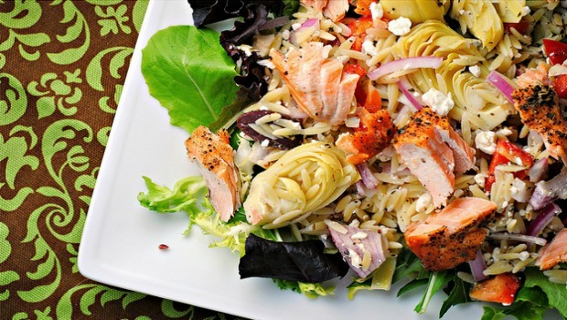mediterranean salmon salad download