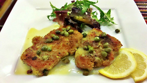 pork with lemon-caper sauce download