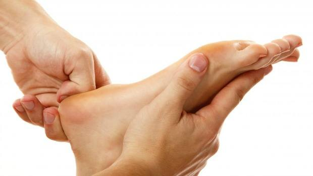 try foot reflexology