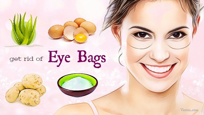 get rid of eye bags permanently without surgery fast