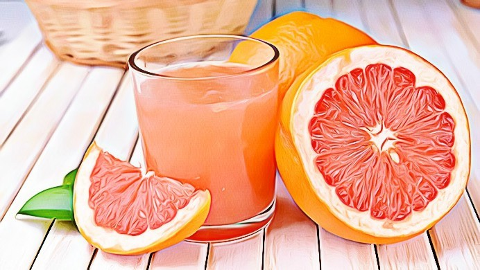grapefruit juice recipes