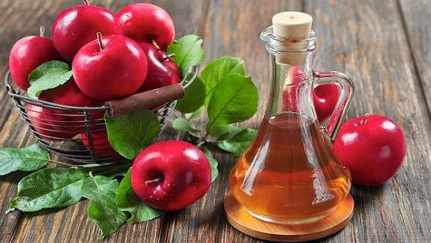 apple cider vinegar can soothe an upset stomach