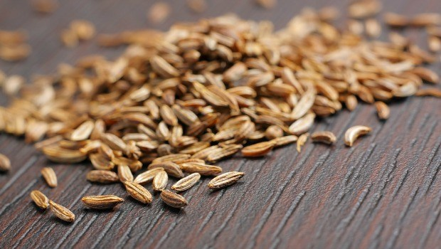 caraway seeds help ease a sore stomach