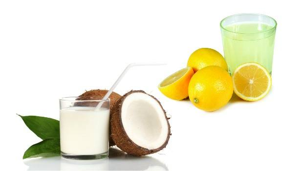 coconut milk and lemon juice download