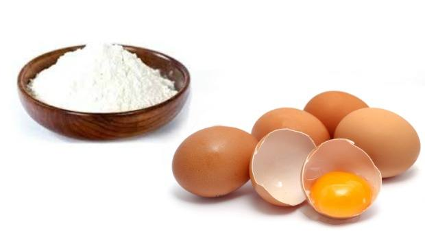 egg mask and rice flour download
