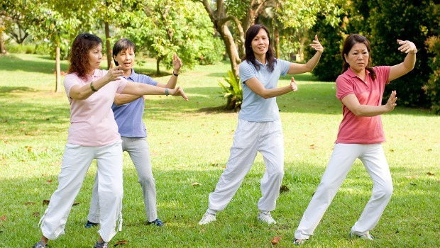 illness reversal qigong exercise
