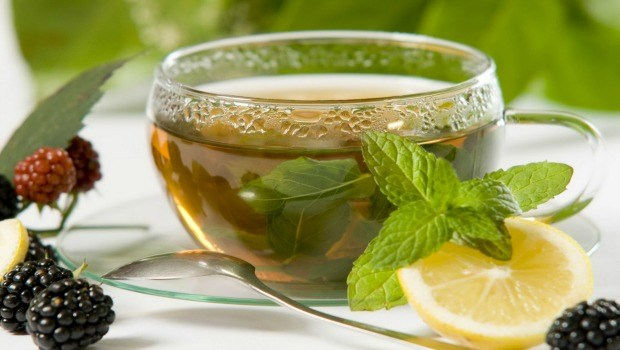 peppermint oil & peppermint tea are good for a sore stomach