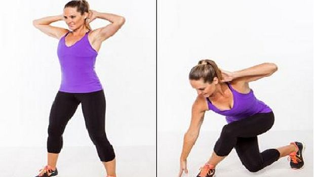 exercises to slim hips