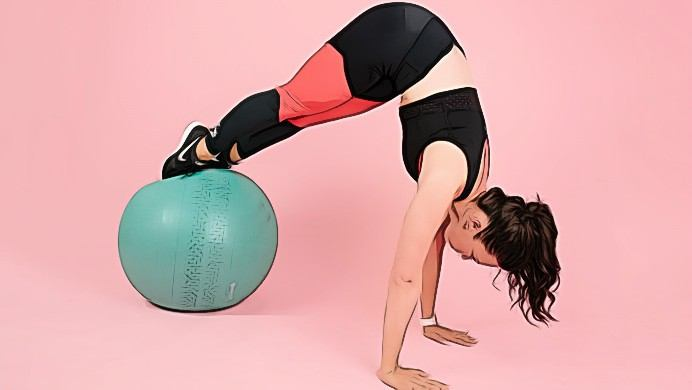 exercises to tone your butt & thighs are introduced