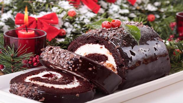 christmas food ideas - wine