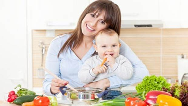 diet for breastfeeding mothers