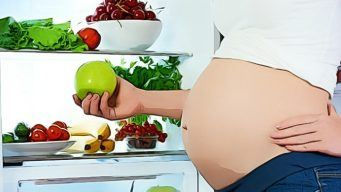 healthy foods for pregnant women