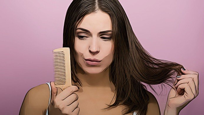 home remedies for dry hair women