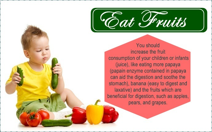 eat fruits