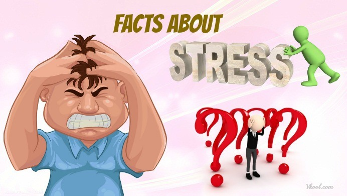 interesting facts about stress