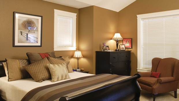 Best paint colors for bedroom 12 beautiful colors for Popular paint colors for bedrooms