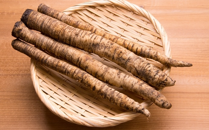 how to get rid of boils - burdock root