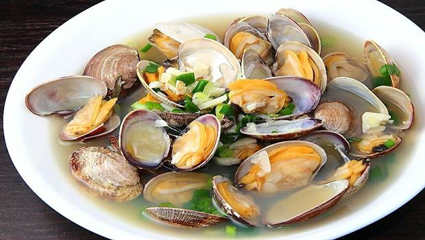 clam benefits of seafood