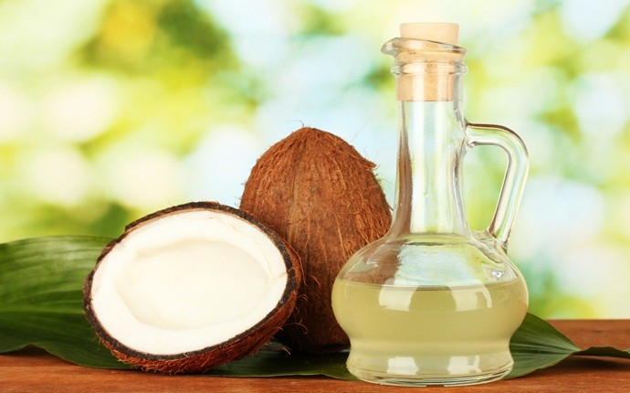 home remedies for abscess tooth - coconut oil for oil pulling