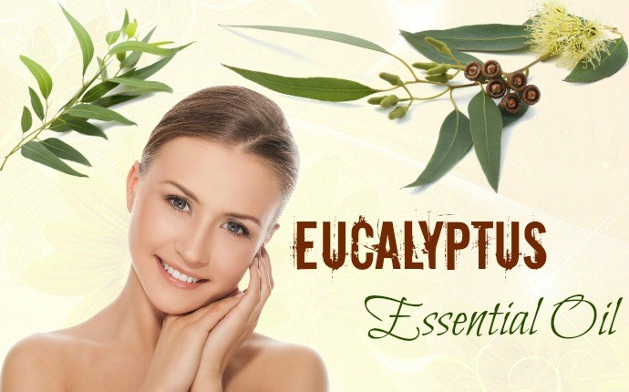 essential oils for oily skin - eucalyptus essential oil
