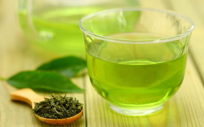 how to get rid of gingivitis - green tea