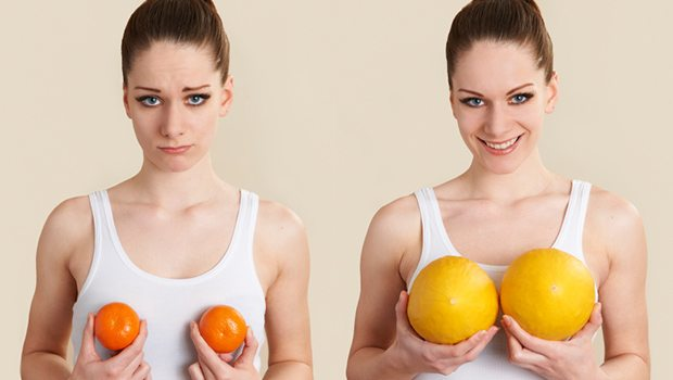 home remedies for breast enlargement