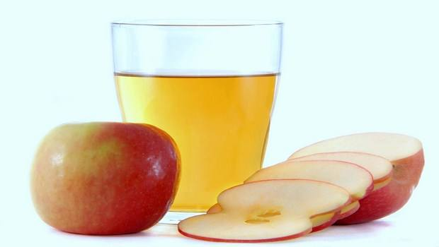 home remedies for pigmentation-apple cider vinegar