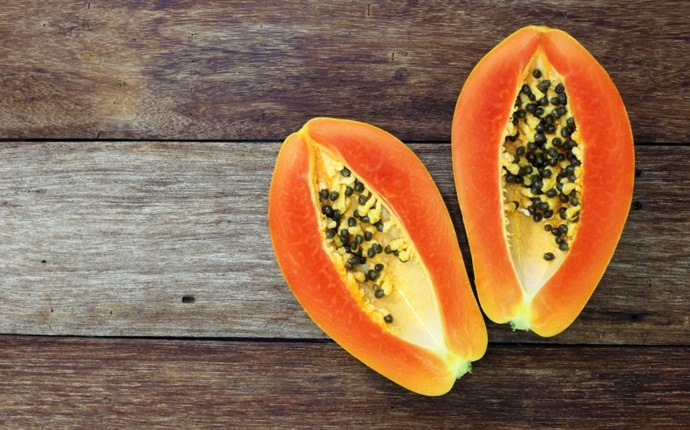 home remedies for abscess tooth - papaya