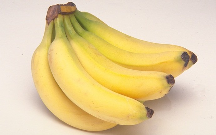 home remedies to reduce body heat - bananas
