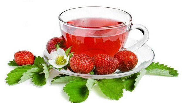 benefits of strawberry-beauty benefits