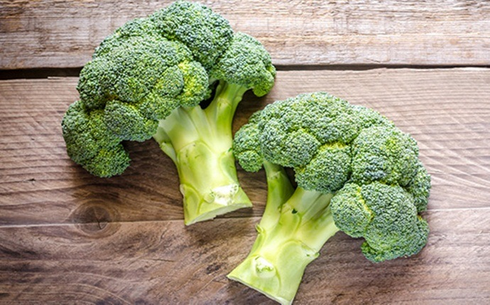 home remedies for tendonitis - broccoli