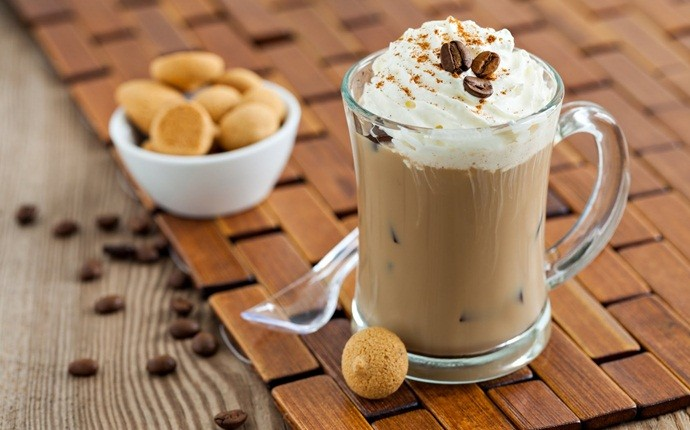 home remedies to reduce body heat - cold coffee