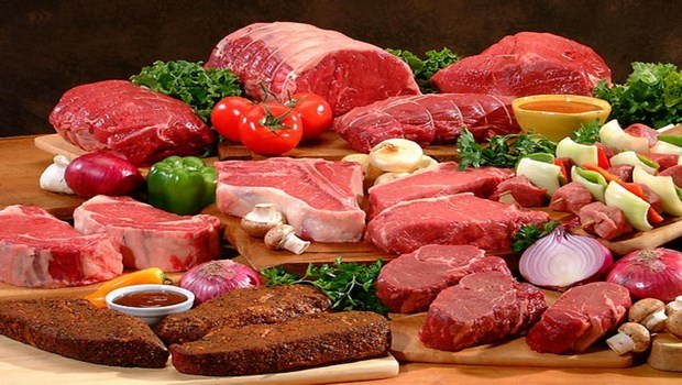 foods for muscle recovery-meat