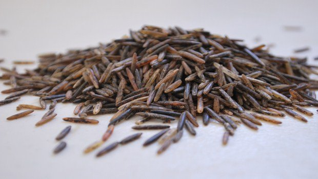 foods for muscle recovery-wild rice