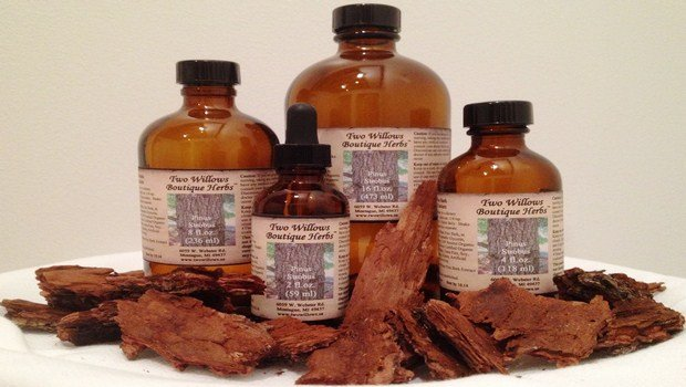 home remedies for Lupus-pine bark extract