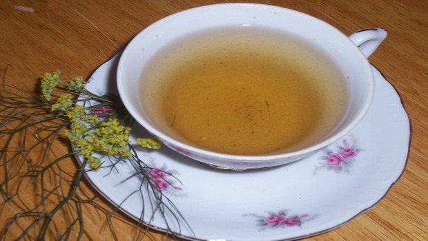 home remedies for Sneezing-fennel tea