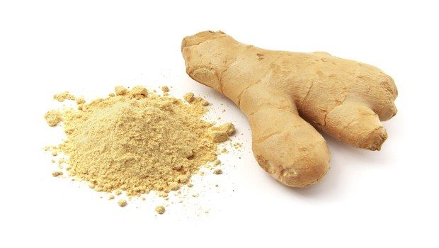 home remedies for Sneezing-ginger