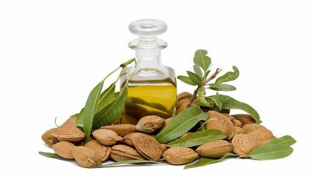 home remedies for appendicitis-almond oil