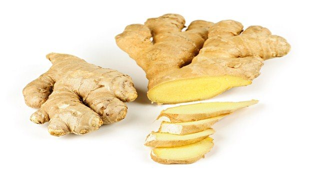 home remedies for appendicitis-ginger